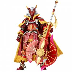 """Monster Hunter"" Series - MonHunRevo Hunter Male Swordsman Kaiser X [Vulcanlog 022]"