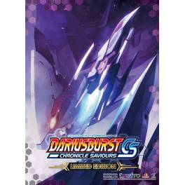 Dariusburst Chronicle Saviours - Limited edition [PS4]
