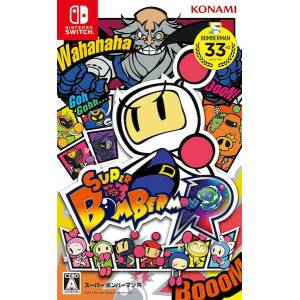 Super Bomberman R - Standard Edition (Multi-Language) [Switch]