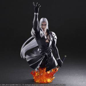 FINAL FANTASY VII - Sephiroth [Static Arts Bust]