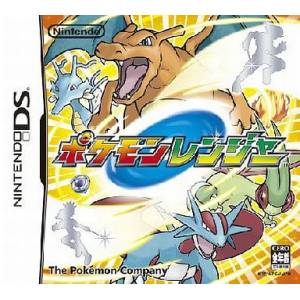 Pokemon Ranger [NDS - Used Good Condition]