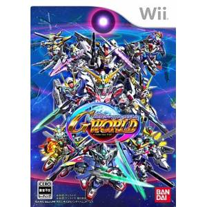 SD Gundam G Generation World [Wii - Used Good Condition]