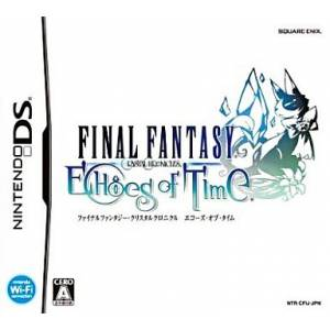Final Fantasy Crystal Chronicles - Echoes of Time [NDS - occasion BE]