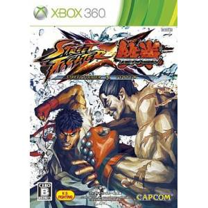 Street Fighter X Tekken [X360 - occasion BE]