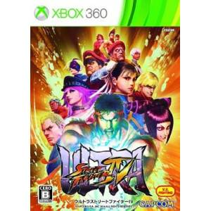 Ultra Street Fighter IV [X360 - occasion BE]