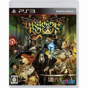 Dragon's Crown [PS3 - Used Good Condition]