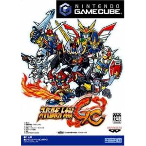 Super Robot Taisen GC [NGC - occasion BE]