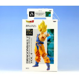 Dragon Ball Z HQ DX Vol 4 - Son Gokuh Super Saiyan