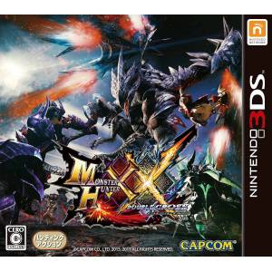 Monster Hunter XX / Double Cross [3DS - Used Good Condition]