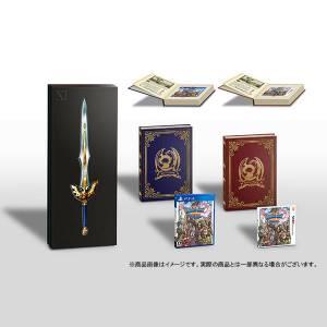 Dragon Quest XI Sugisarishi Toki o Motomete - Double Pack Hero's Sword Box Limited Edition [PS4 - 3DS]