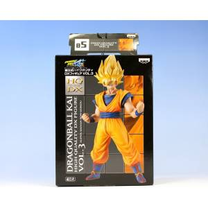 Dragon Ball Kai HQ DX Vol 3 - Son Gokuh Super Saiyan