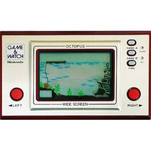 Octopus - Wide Screen OC-22 - used / no box [Game & Watch]