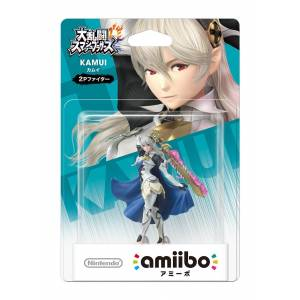 Amiibo Kamui (Player 2 Ver.)- SUPER SMASH BROS. SERIES VER. [Wii U]