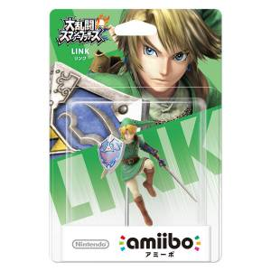 EN STOCK ! Amiibo Link - Super Smash Bros. series Ver. [Wii U]