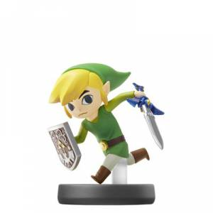 EN STOCK! Amiibo Toon Link - Super Smash Bros. series Ver. [Wii U]