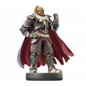 IN STOCK! Amiibo Ganondorf - Super Smash Bros. series Ver. [Wii U]