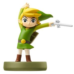 EN STOCK! Amiibo Toon Link (The Wind Waker) - Legend of Zelda series Ver. [Wii U]