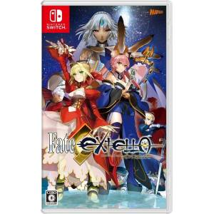 Fate/Extella: The Umbral Star- Standard Edition (Multi Langage) [Switch]