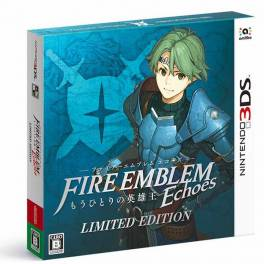 Fire Emblem Echoes: Shadows of Valentia - Limited Edition [3DS]
