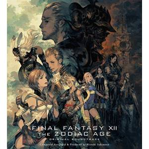 FINAL FANTASY XII THE ZODIAC AGE Original Soundtrack Limited Edition [OST]