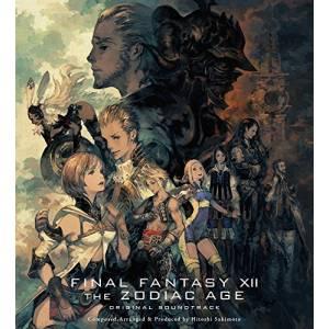 FINAL FANTASY XII THE ZODIAC AGE Original Soundtrack Limited Edition [OST]