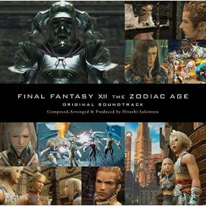 FINAL FANTASY XII THE ZODIAC AGE Original Soundtrack [OST]
