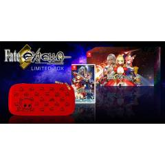 Fate/Extella: The Umbral Star- Limited Box (Multi Langage) [Switch]