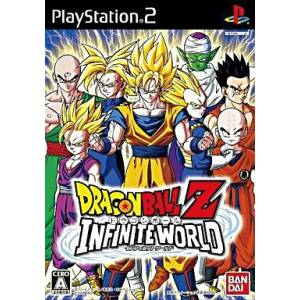Dragon Ball Z - Infinite World [PS2 - Used Good Condition]