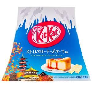 Kit Kat - Fuji Strawberry Cheese Cake [Food & Snacks]