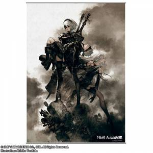 NieR:Automata - Wall Scroll Poster [Goods]
