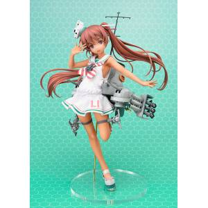 Kantai Collection ~Kan Colle~ - Libeccio Hobby Japan Limited Edition with Patch [Amakuni]