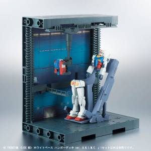 Mobile Suit Gundam - White Base Hangar Deck ver. A.N.I.M.E. [Robot Spirits SIDE MS]