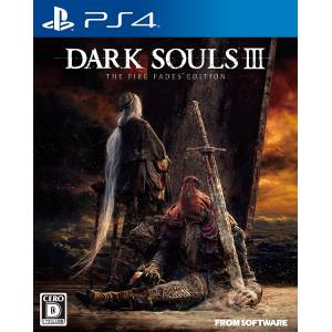 DARK SOULS III THE FIRE FADES Edition Standard [PS4]
