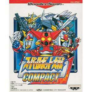 Super Robot Taisen Compact [WS - Occasion BE]
