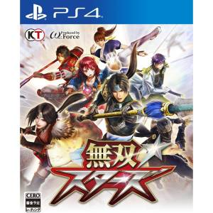 Musou Stars - Standard Edition [PS4-Occasion]