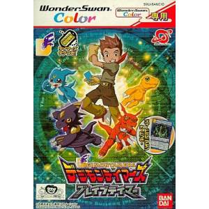 Digimon Tamers - Brave Tamer [WSC - Used Good Condition]