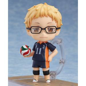 Haikyu!! Second Season - Kei Tsukishima Reissue [Nendoroid 616]