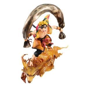 Naruto Shippuden - Kyuubi & Uzumaki Naruto Fujin Ver. [G.E.M. Remix]