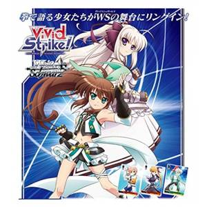 "Weiss Schwarz - Booster Pack ""ViVid Strike!"" 20Pack BOX [Trading Cards]"