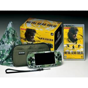 PSP-3000 Metal Gear Solid Peace Walker Premium Package [Occasion]