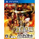 Sangokushi 13 with Power Up Kit - Standard Edition [PSVita]