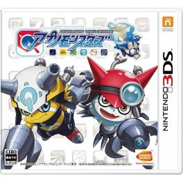 Digimon Universe Appli Monsters [3DS - Used Good Condition]