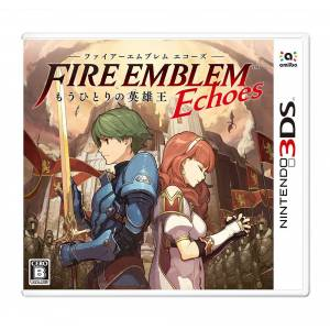 Fire Emblem Echoes - Mou Hitori no Eiyuu Ou / Shadows of Valentia [3DS - Used Good Condition]