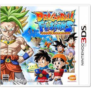 Dragon Ball Fusions [3DS-Occasion]