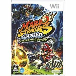 Mario Strikers Charged [Wii - Used Good Condition]