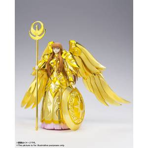 Saint Seiya Myth Cloth - Goddess Athena Original Color Edition TAMASHII NATIONS 10th Anniversary WORLD TOUR [Brand New]