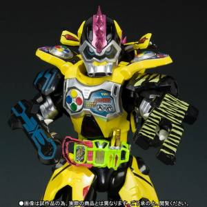 Kamen Rider Ex-Aid - Kamen Rider Lazer Hunter Bike Gamer Level 5 Limited Edition [S.H. Figuarts]