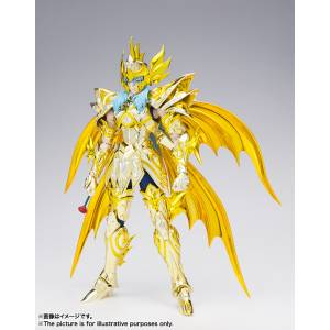 Saint Seiya Myth Cloth EX - Pisces Aphrodite (God Cloth / Soul of Gold) [Brand New]