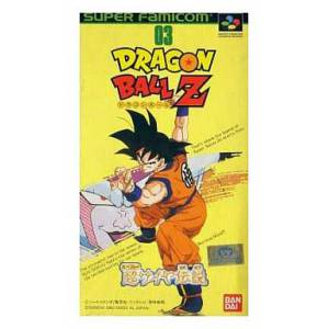 Dragon Ball Z - Super Saiya Densetsu [SFC - Used Good Condition]
