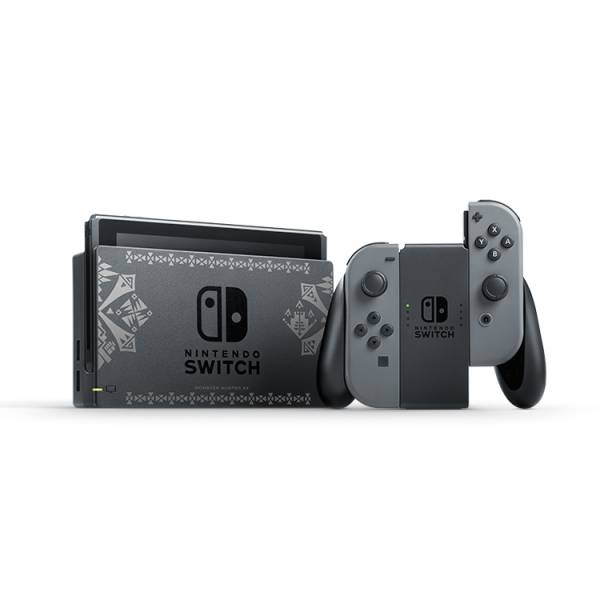 Nintendo Switch Monster Hunter XX Special Pack - Collectors Edition